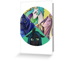 My Little Pony: One Out Greeting Card