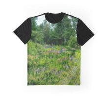 Nod to Monet Revisited Graphic T-Shirt