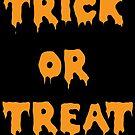 Trick or Treat - Orange by imaginarystory