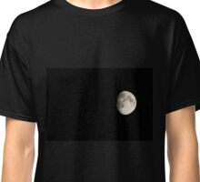 Moon in the sky Classic T-Shirt