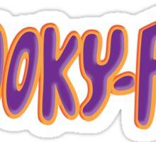 Spooky-Poo! (Arthur) Sticker