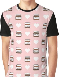 Nutella Love Graphic T-Shirt