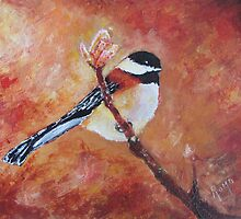 It's a Chickadee by Robin Monroe