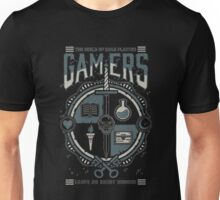 Gamers  Unisex T-Shirt