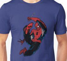 Spiderman-Solid Colour Unisex T-Shirt