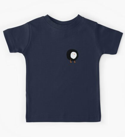 Lonely small penguin Kids Tee