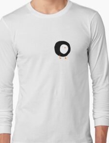 Lonely small penguin Long Sleeve T-Shirt