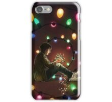 netflix stranger things iPhone Case/Skin