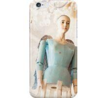 Distressed Angel iPhone Case/Skin