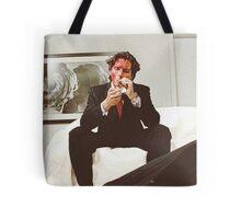 Y U M M Y V H S American Psycho Tote Bag