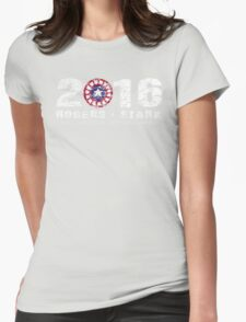 Stark & Rogers: 2016 Womens Fitted T-Shirt