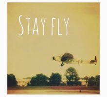 Stay Fly Kids Tee