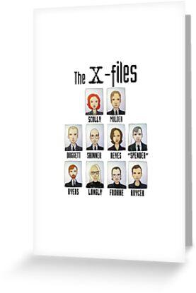 X FILES by Bantambb