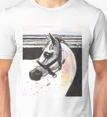 Watercolor Horse Unisex T-Shirt