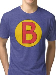 Bionic Bunny Costume Tri-blend T-Shirt