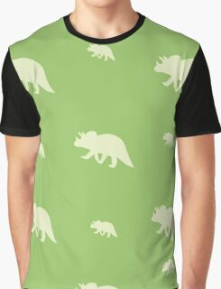 Ornament with dinosaurs Graphic T-Shirt
