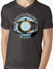 Heart of Leadership Mens V-Neck T-Shirt