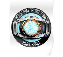 Heart of Leadership Poster
