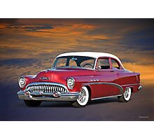 1953 Buick Special Photographic Print