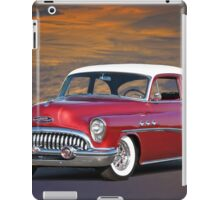 1953 Buick Special iPad Case/Skin