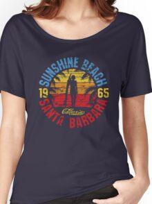Sunshine Beach Women's Relaxed Fit T-Shirt