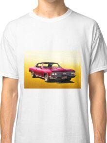 1966 Chevelle Malibu Convertible Classic T-Shirt