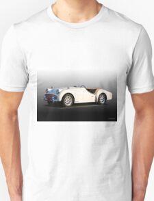 Triumph TR3A 'Supercharged' II  Unisex T-Shirt