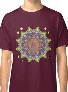 SUN MOON MANDALA Classic T-Shirt