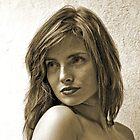 Lady by MarekM