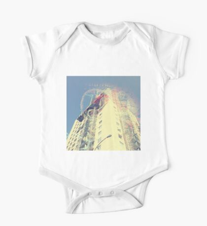 skyscraper  One Piece - Short Sleeve