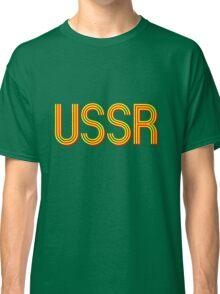 USSR 2 Classic T-Shirt