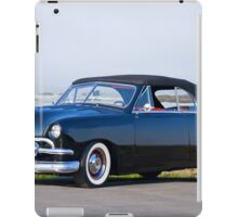 1951 Ford Convertible 'Mild Custom' iPad Case/Skin
