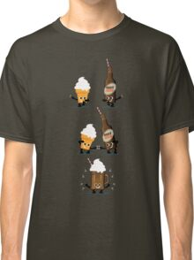 Character Fusion - Root Beer Float Classic T-Shirt