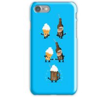 Character Fusion - Root Beer Float iPhone Case/Skin
