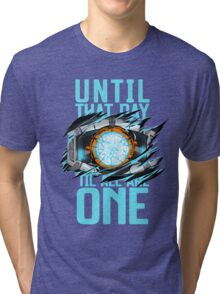'Til all are One Tri-blend T-Shirt