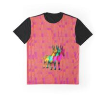 GAZELLE FIELD Graphic T-Shirt