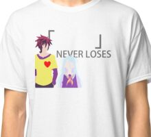 Blank Never Loses - NGNL Classic T-Shirt