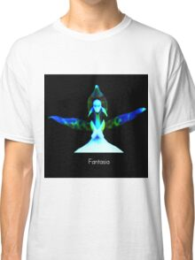 Fantasia - Orchid Alien Discovery Classic T-Shirt