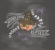 Pumpkaboo Spice  by melancholymoon