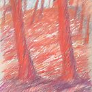 versteckt im Rot by HannaAschenbach