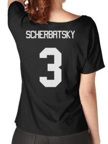 SCHERBATSKY Women's Relaxed Fit T-Shirt