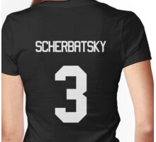 SCHERBATSKY Womens Fitted T-Shirt