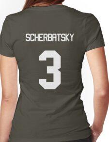 SCHERBATSKY Womens Fitted T-Shirt