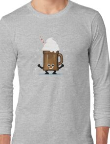 Character Fusion - Just Ice Cream Long Sleeve T-Shirt
