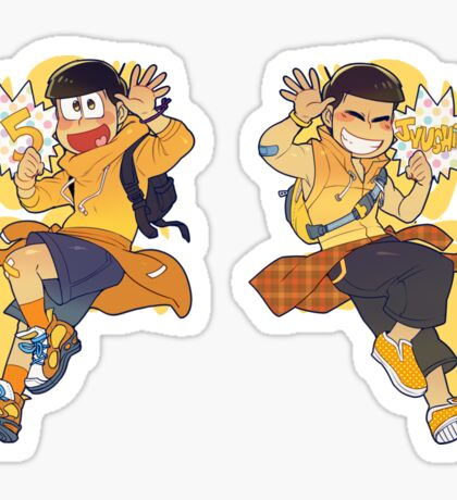 Osomatsu-san : NUMBER 5 Sticker