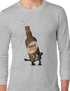 Character Fusion - Just Root Beer Long Sleeve T-Shirt