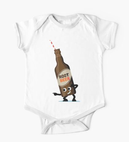Character Fusion - Just Root Beer One Piece - Short Sleeve
