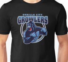 Gorilla City Growlers Unisex T-Shirt