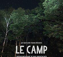 Affiche // Le Camp by GBLStudios