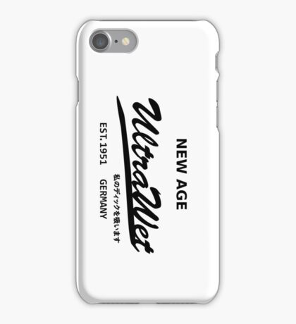 UltraWet - New Age iPhone Case/Skin
